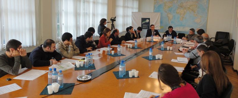 ACNIS Considers International Context of the Karabagh Issue
